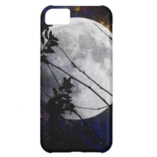 Moon and Stars iPhone 5C Case