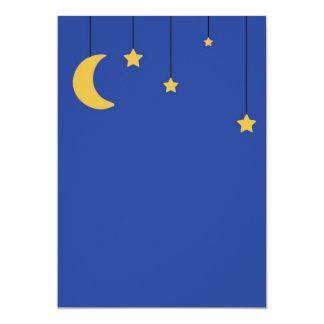 Moon and Stars Invite
