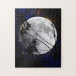 Moon and Stars Jigsaw Puzzles