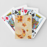 Moon and Stars on String, Mobile, Watercolor Bicycle Poker Deck