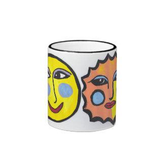 Moon and Sun Mug