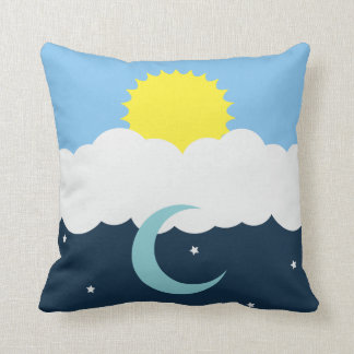 Moon and Sun Pillow