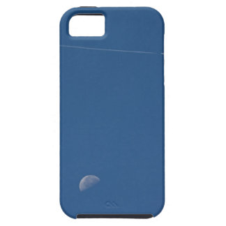 Moon and Vapour Trail iPhone 5 Case-Mate Tough