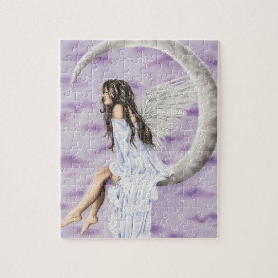 Moon Angel Puzzle