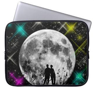 Moon Art Piece - Laptop Sleeve