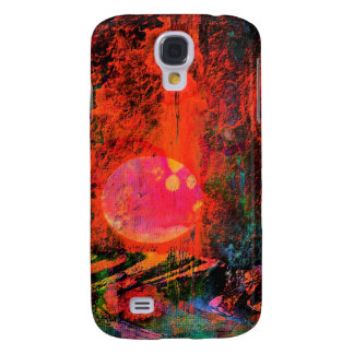 Moon Art | Pink Champagne And You Samsung Galaxy S4 Covers