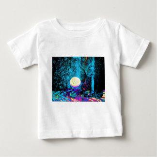 Moon Art | Purple Moon Infant T-shirt