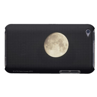 Moon at night iPod touch case