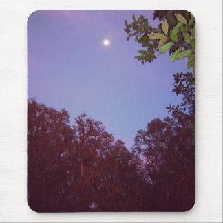 Moon At SunSet Mousepad