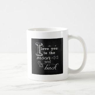Moon & Back Coffee Mug