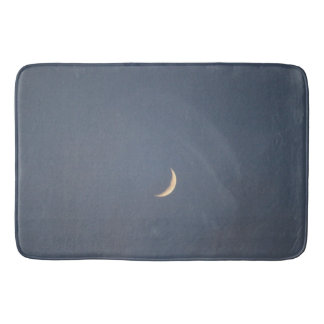 Moon Bathroom Mat