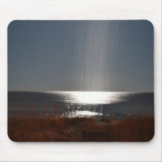 'Moon Beams' Mouse Pad