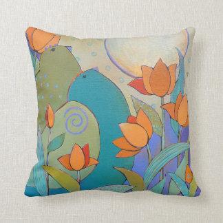 Moon Birds Pillow Throw Pillows