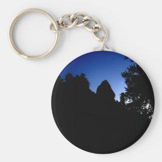 Moon Bit Keychain