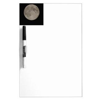 Moon Blue Moon Dry-Erase Whiteboards