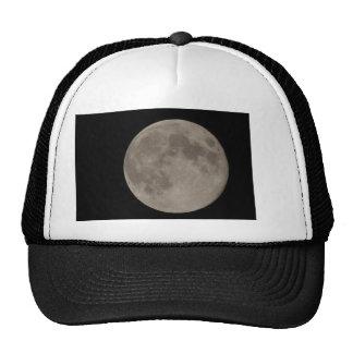 Moon Blue Moon Mesh Hat