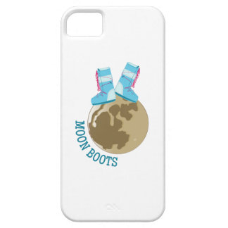 Moon Boots iPhone 5 Cases