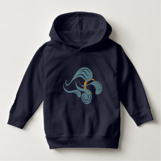 Moon Breeze Toddler Hoodie