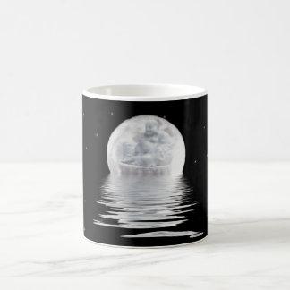 Moon Buddha Mug