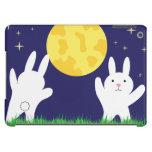 Moon Bunnies iPad Air Covers