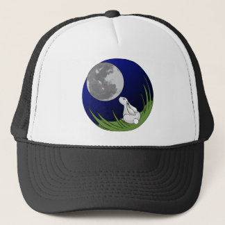 Moon Bunny Hat
