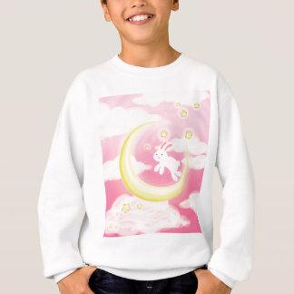 Moon Bunny Pink Sweatshirt