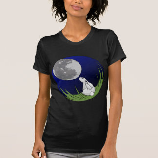 Moon Bunny T-Shirt Dark