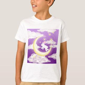 Moon Buny Purple T-Shirt