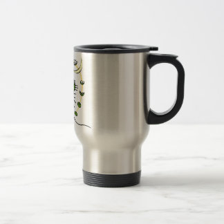 Moon cactus travel mug