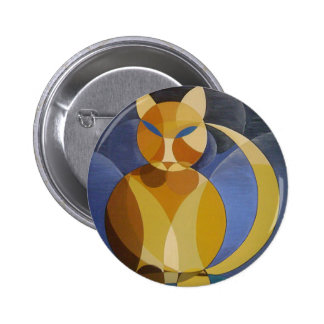 Moon Cat Button