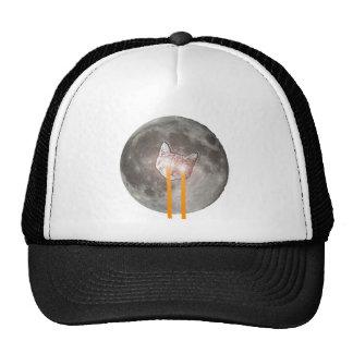 Moon Cat.gif Trucker Hat