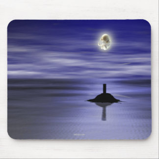 Moon Child (1) horizontal mouse pad