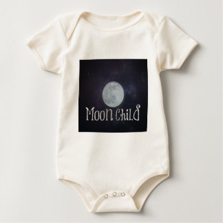 Moon Child Baby Bodysuit