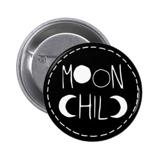 Moon Child Button