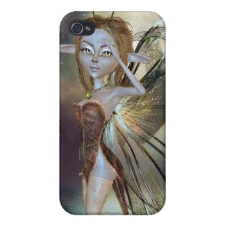 Moon Child Fairy iPhone 4 Case