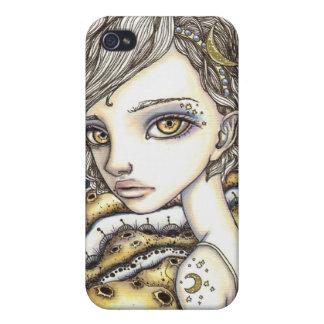 Moon Child iPhone 4/4S Case