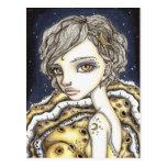 Moon Child Post Card
