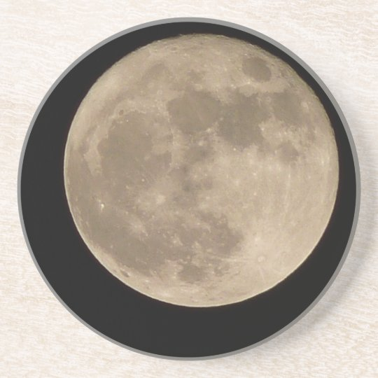 Moon Coasters Astrology Full Moon Gifts & Decor