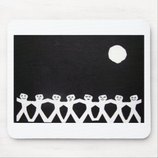 Moon Dance 3 by Piliero Mouse Pad