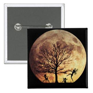 Moon Dance 2 Inch Square Button
