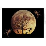 Moon Dance Card