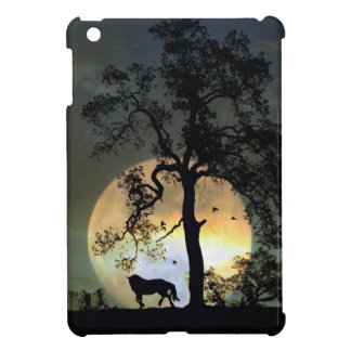 Moon Dance Horse and Full Moon Gifts iPad Mini Cover