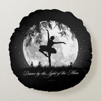 Moon Dance Round Pillow