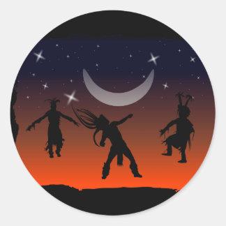 Moon Dance NAHM Sticker