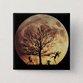 Moon Dance Pinback Button