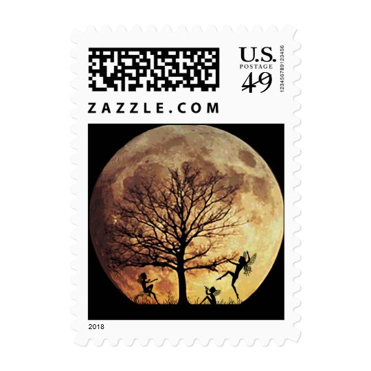 Moon Dance Postage