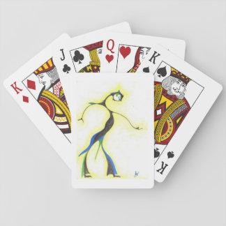 Moon Dancer Art Playing Cards