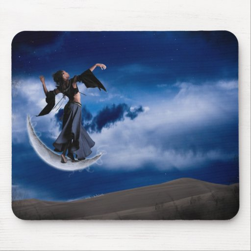 Moon Dancer – Dreams of Sand Mouse Pad