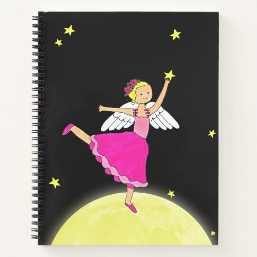 Moon Dancer Notebook