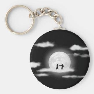 Moon Dancing! key Chain